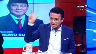 RYAN ERNEST VS FALDO MALDINI: EVALUASI DEBAT MALAM INI
