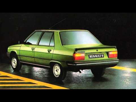 Renault R9 Gtl Youtube