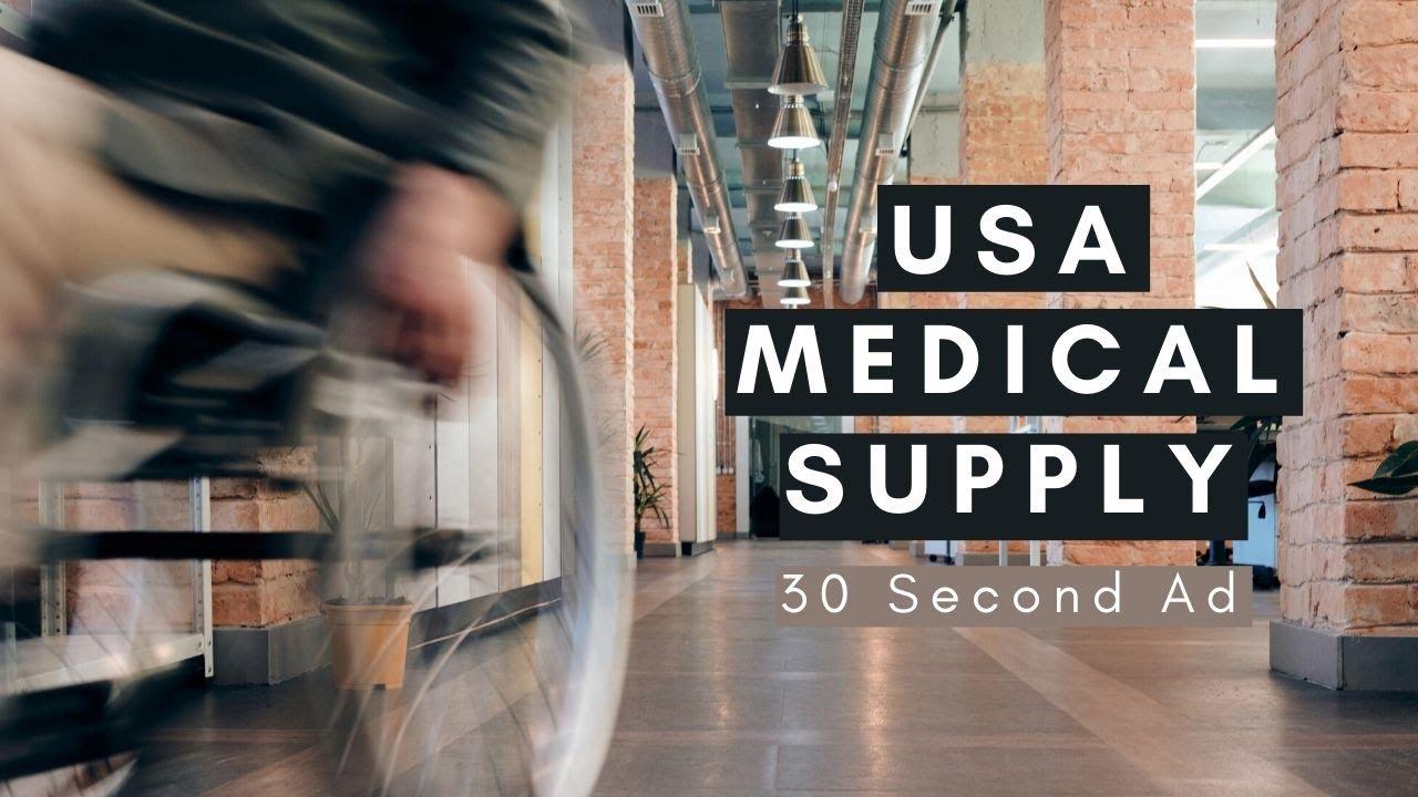 Establishing Video | USA Medical Supply