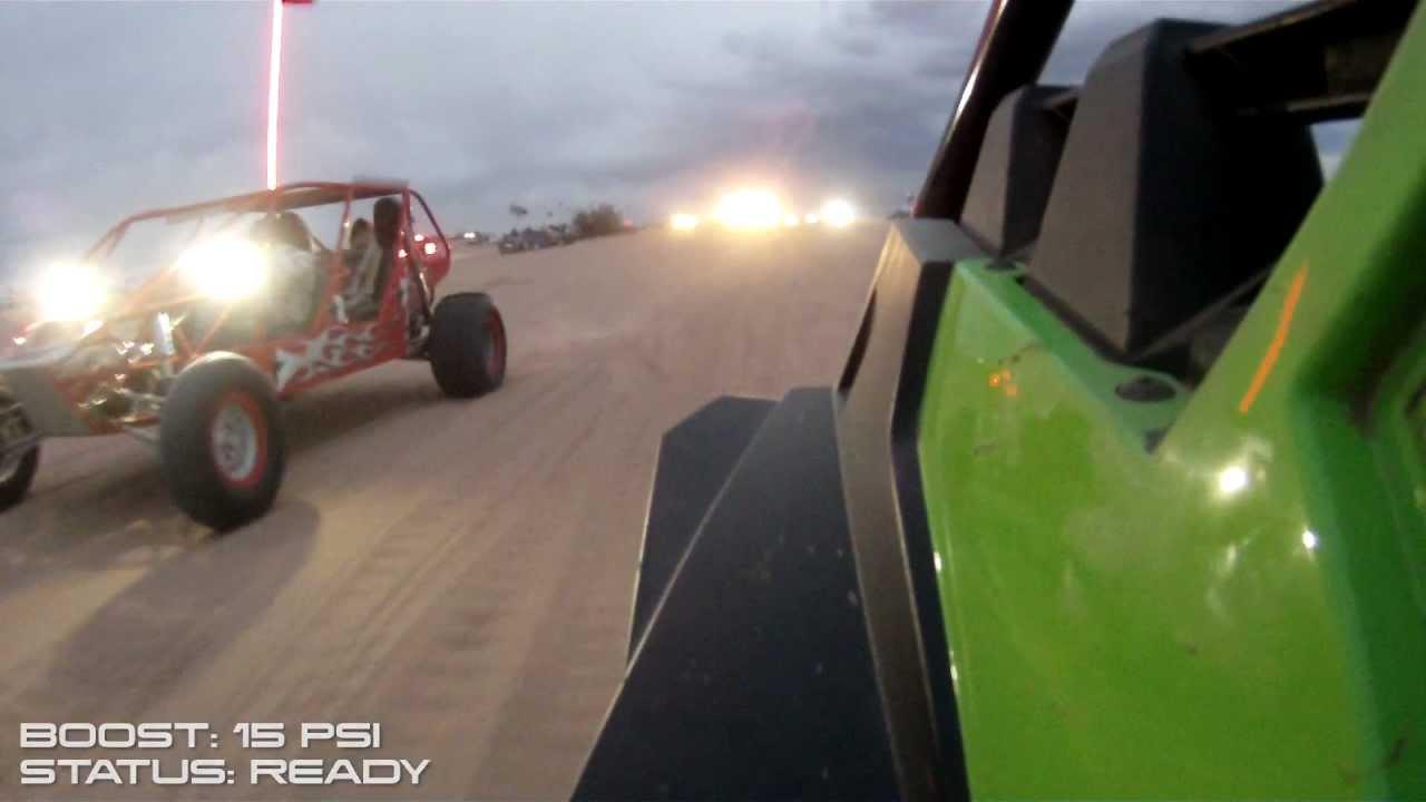 Alba Racing Polaris RZR 975 TURBO @ 20lbs  BOOST