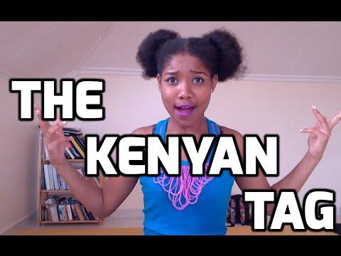 The Kenyan Tag