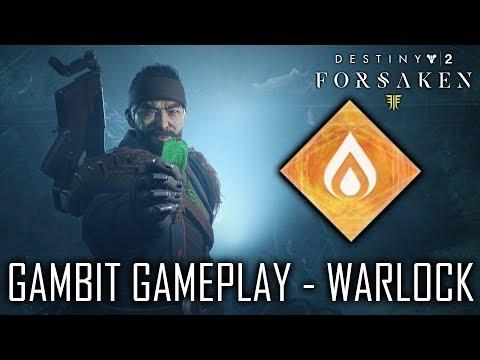 Destiny 2: Forsaken Gameplay Gambit Warlock (Deutsch/German)
