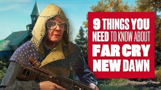9 New Things You Need To Know About Far Cry New Dawn Gameplay