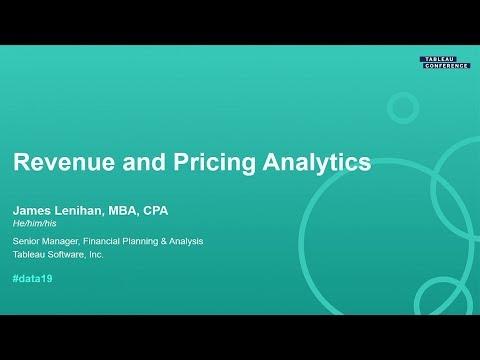 Revenue and Pricing Analytics