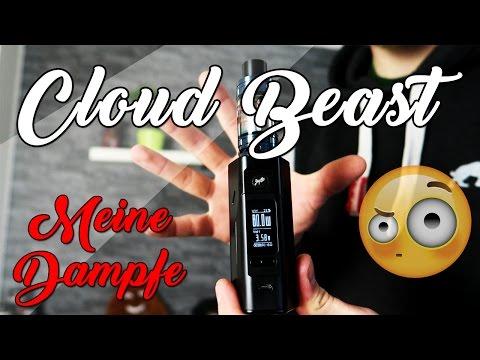 CLOUD BEAST - Vorstellung meiner Dampfe 💨😤