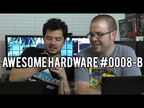 Awesome Hardware #0008-B: Gigabyte Leads, Roccat Gaming Headset, Phone Battery Charges in 1 Min