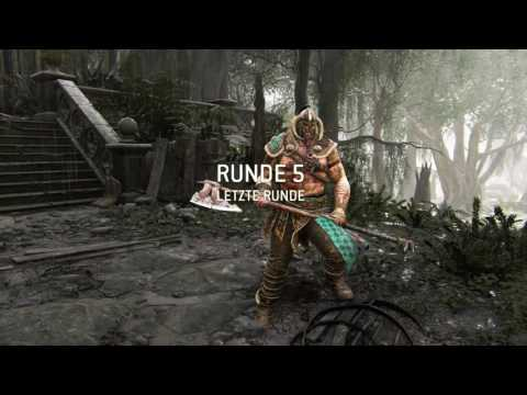 For Honor RAIDER Lvl 108 Multiplayer Deutsch PS4Pro