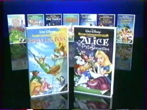 Les Classiques Disney - VHS Trailer
