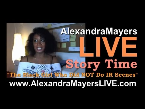 """A """"Story Time"""" from my days as an active pornstar - an AlexandraMayersLIVE.com exclusive from YouTube · Duration:  10 minutes 58 seconds"""