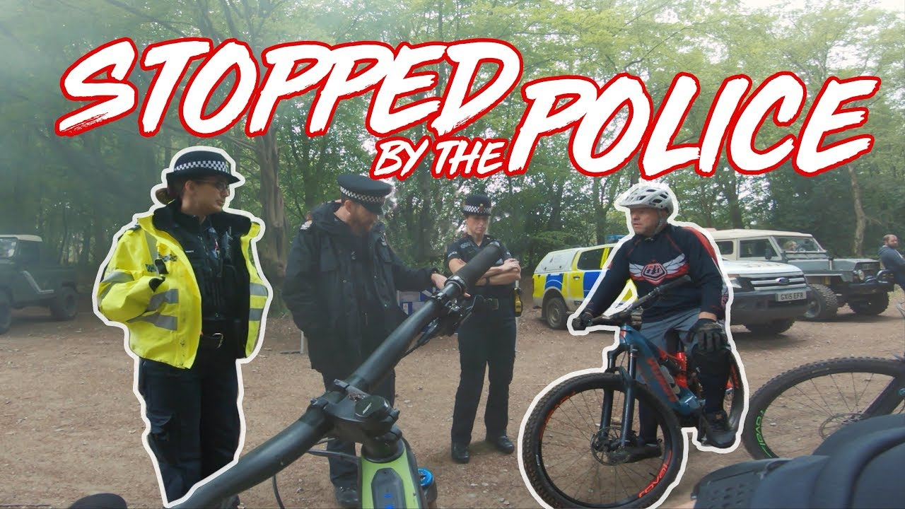 a365ef65ffa STOPPED BY THE POLICE // SURREY HILLS // SPECIALIZED TURBO LEVO ...