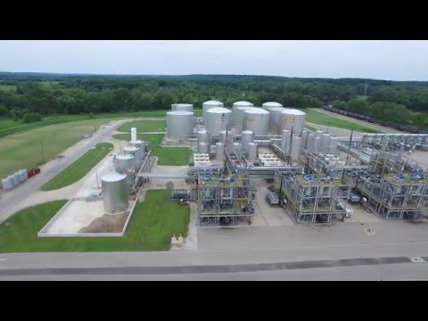 How biodiesel is made