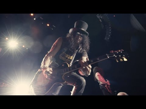 Slash ft. Myles Kennedy & The Conspirators – Euro Tour 2019: Behind-the-Scenes in Berlin