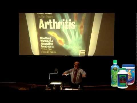 Dr. Joel Wallach On Arthritis, Diabetes, High Cholesterol & High Blood Pressure