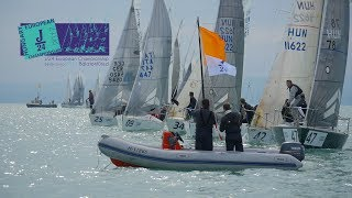 J24 European Championship - 1st racing day (27/09/2017)