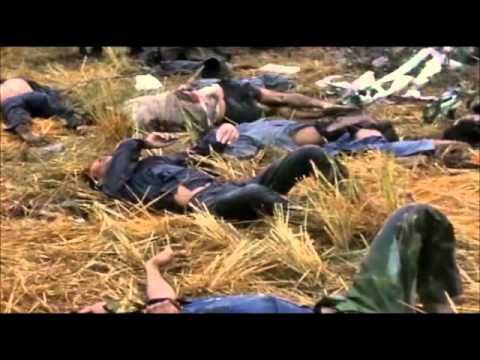 Paint It Black Vietnam War Footage