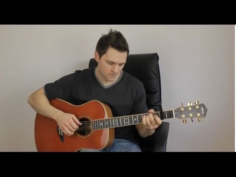 I Don't Want to Miss a Thing - Aerosmith - Acoustic Fingerstyle Interpretation