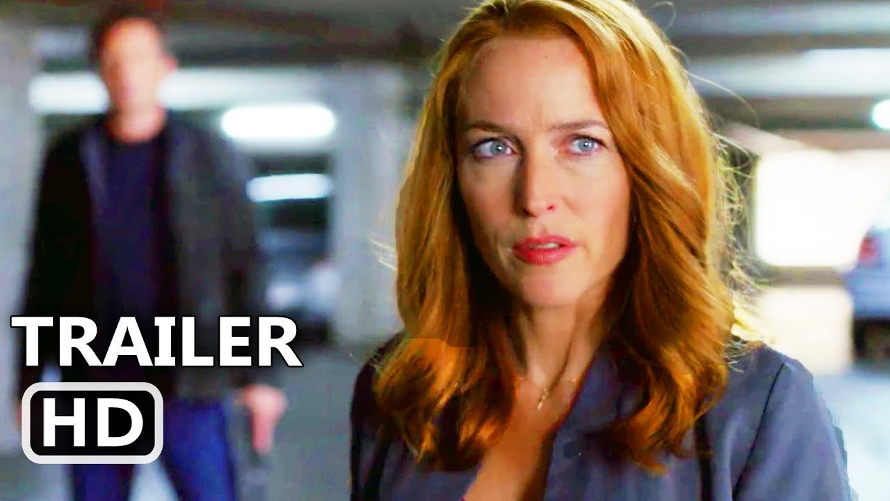 THE X-FILES Season 11 Official Trailer (2018) TV Show HD