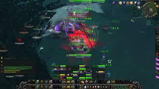 "12 12 2018  WoW Circle x100 World PvP Guild GAMExOVER vs  WPvP Guild ""Burning Blade"""