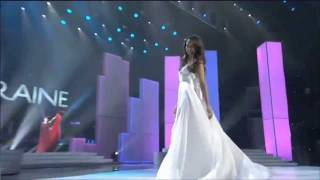 Miss Universe 2011 Preliminary - UKRAINE (Olesya Stefanko)