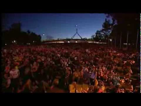 Australia Celebrates (Live Concert) 25 Jan 2011