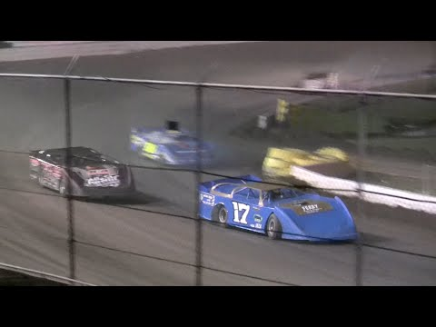 Limited Late Models Full Program - Volusia Speedway Park 4-25-15