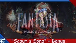 "Disney Fantasia: Music Evolved ENDING Walkthrough Part 17 ""Scout"