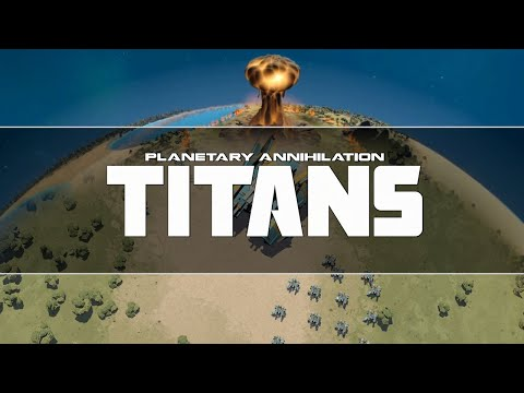 WAR IS HELL Planetary Annihilation Titans 2020 RUG
