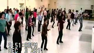 SNT - Swing Little Man line dance