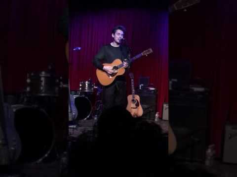 John Mayer (Raw Solo Acoustic) / Hotel Cafe / Hollywood, CA / 1-3-2017 / No Such Thing