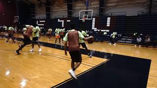 Miami-Dade County Basketball Showcase: Class of 2020 Gm # 4