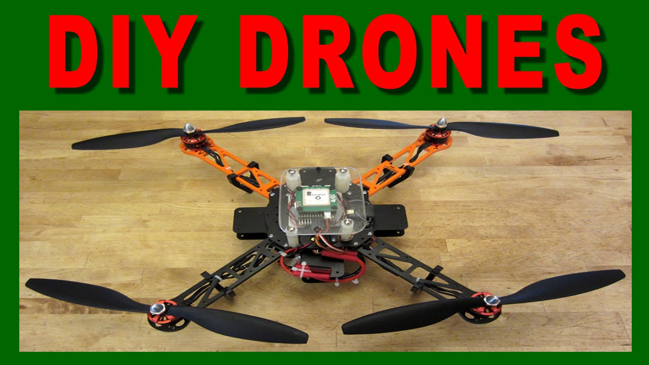Drone Stories DIY Build Your Own UAV