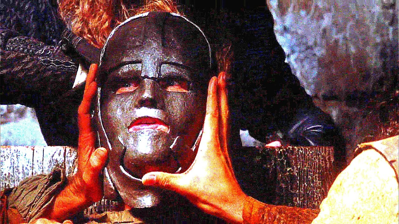 Download Man Trapped In Iron Mask Is Freed After Being A Prisoner For Years