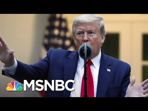 Plouffe: Trump's Coronavirus Failures Will Be On His Political Tombstone | The 11th Hour | MSNBC