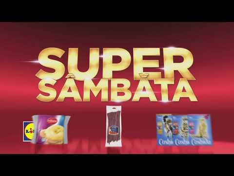 Super Sambata la Lidl • 24 Martie 2018