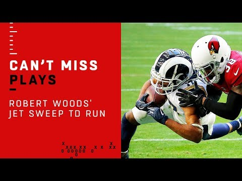 Robert Woods' Jet Sweep TD Run!