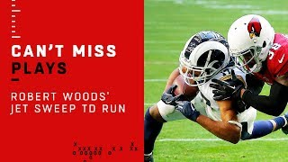 Robert Woods' Jet Sweep TD Run!
