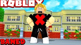 LE MONDE'S GREATEST YOUTUBER A été BANNED DE ROBLOX!!