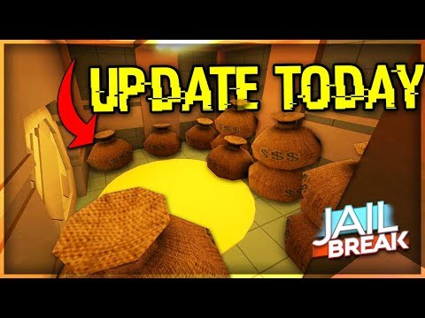 UPDATE COME OUT?🔴UPDATE JUST RELEASE??🔴 JAILBREAK UPDATE BANK UPDATE! ROBLOX JAILBREAK GUN UPDATE|