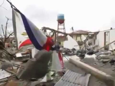 "TACLOBAN CITY AFTER TYPHOON ""YOLANDA"" (""HAIYAN"") This video makes me cry..."
