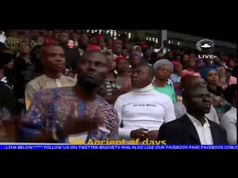 LET THE FIREFALL, PORT HARCOURT HOLY GHOST RALLY 2018 By PAS. E. A. ADEBOYE