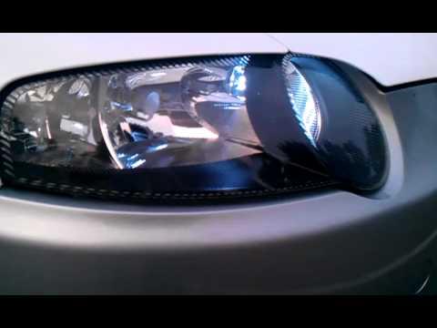 Alfa Romeo 147 L.E.D. side lights & Alfa Romeo 147 L.E.D. side lights - YouTube azcodes.com