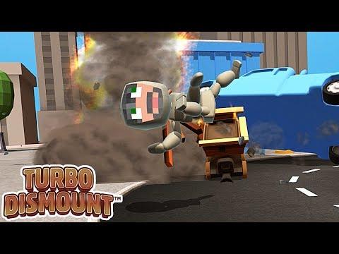 OVER 9 MILLION!! | Turbo Dismount | Fan Choice Favorite