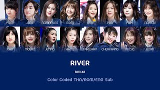 Baixar BNK48 - River / ริเวอร์ (Color Coded Lyrics / เนื้อเพลง) [THA/ROM/ENG]