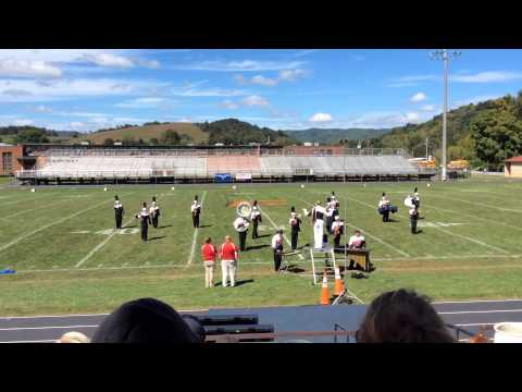 Twin Springs High School Marching Band