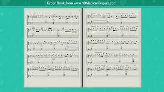 Dil Diyan Gallan (Tiger Zinda Hai) Western Piano Staff Notations + Chords