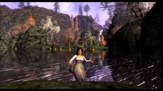 Lotro: Hobbit Female Dances.