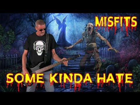 Some Kinda Hate - Misfits, bass cover