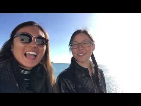 London Study Abroad Ep 5: Shakespeare Globe, Stonehenge, Brighton