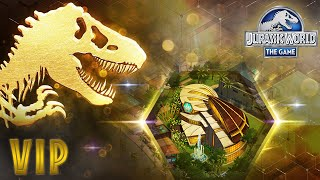 Jurassic World™: The Game | VIP Changes