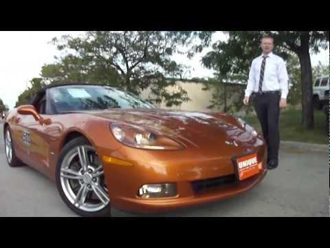 2007 Corvette LS2 |  Indy 500 Pacecar | Quick Review | Unique Chrysler |